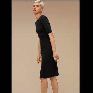 Babaton Kramer Dress in Dijon Color